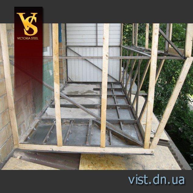 """Расширение балкона:: """"металлоизделия и конструкции"""", двери, ."""